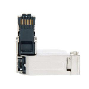 Złącze Ethernet, RJ45, EasyConnect® 45°